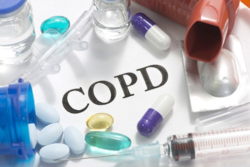 COPD medication